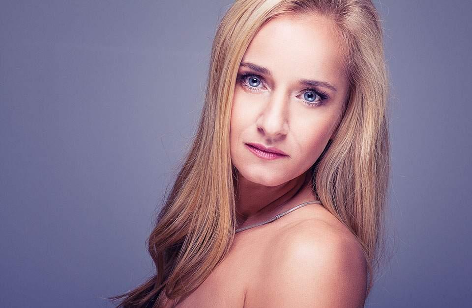 Beauty Portraits im Fotostudio